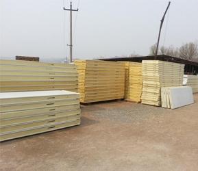上海冷庫板