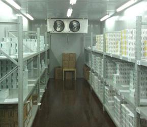上海醫藥品冷庫