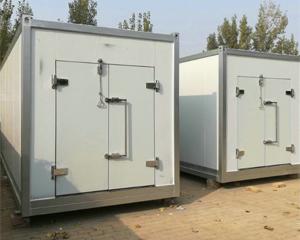 小型冷庫建造
